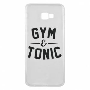 Etui na Samsung J4 Plus 2018 Gym and tonic