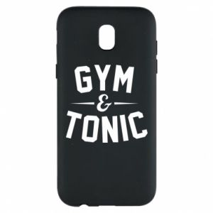 Etui na Samsung J5 2017 Gym and tonic