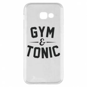 Etui na Samsung A5 2017 Gym and tonic