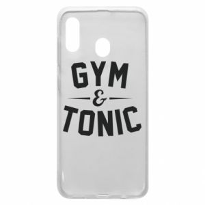 Etui na Samsung A30 Gym and tonic