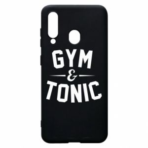 Etui na Samsung A60 Gym and tonic
