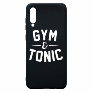 Etui na Samsung A70 Gym and tonic