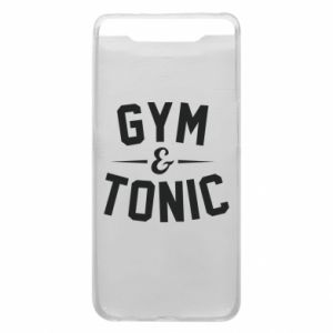 Etui na Samsung A80 Gym and tonic
