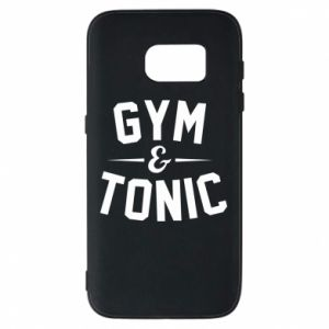 Etui na Samsung S7 Gym and tonic