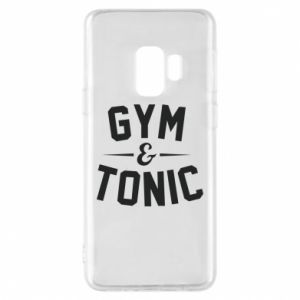 Etui na Samsung S9 Gym and tonic