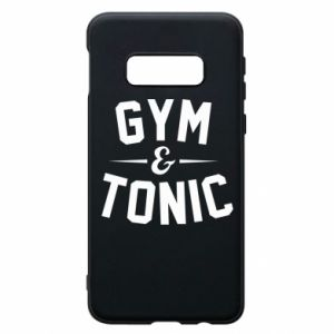 Etui na Samsung S10e Gym and tonic