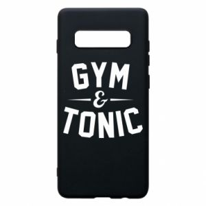 Etui na Samsung S10+ Gym and tonic