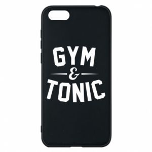 Etui na Huawei Y5 2018 Gym and tonic