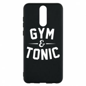 Etui na Huawei Mate 10 Lite Gym and tonic
