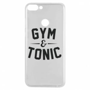 Etui na Huawei P Smart Gym and tonic