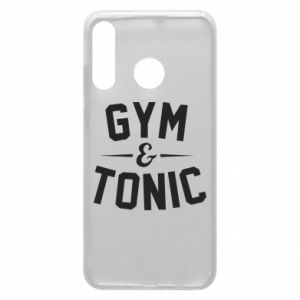 Etui na Huawei P30 Lite Gym and tonic