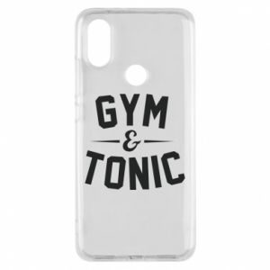 Etui na Xiaomi Mi A2 Gym and tonic