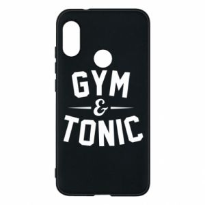 Etui na Mi A2 Lite Gym and tonic