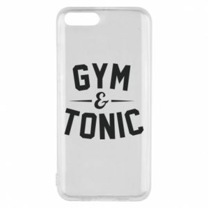 Etui na Xiaomi Mi6 Gym and tonic