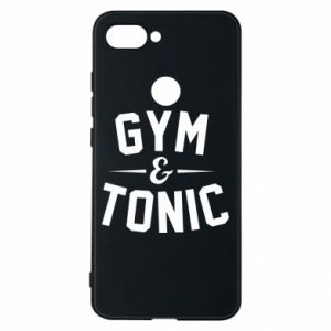 Etui na Xiaomi Mi8 Lite Gym and tonic