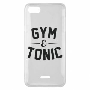 Etui na Xiaomi Redmi 6A Gym and tonic