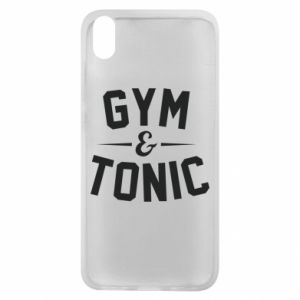 Etui na Xiaomi Redmi 7A Gym and tonic