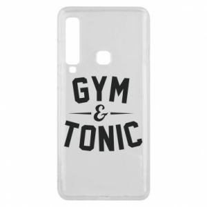 Etui na Samsung A9 2018 Gym and tonic