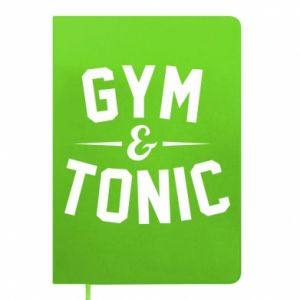 Notes Gym and tonic