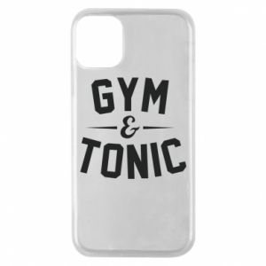 Etui na iPhone 11 Pro Gym and tonic