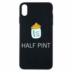 Etui na iPhone Xs Max Half pint