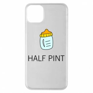 Etui na iPhone 11 Pro Max Half pint