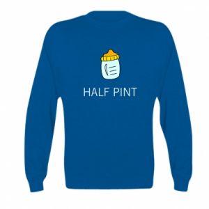 Bluza dziecięca Half pint