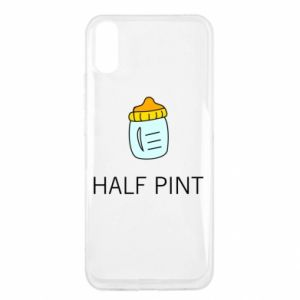 Etui na Xiaomi Redmi 9a Half pint