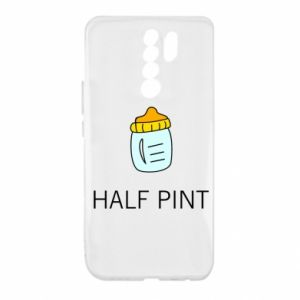 Etui na Xiaomi Redmi 9 Half pint