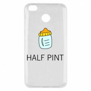 Etui na Xiaomi Redmi 4X Half pint