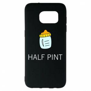 Etui na Samsung S7 EDGE Half pint