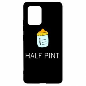 Etui na Samsung S10 Lite Half pint
