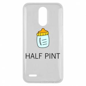 Etui na Lg K10 2017 Half pint