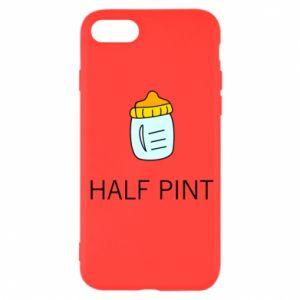 Etui na iPhone SE 2020 Half pint