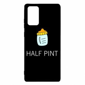 Etui na Samsung Note 20 Half pint