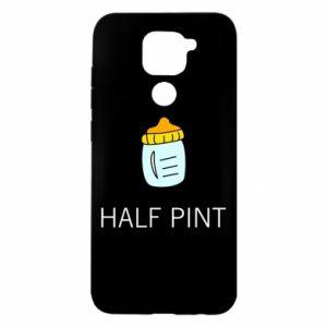 Etui na Xiaomi Redmi Note 9/Redmi 10X Half pint