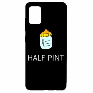 Etui na Samsung A51 Half pint