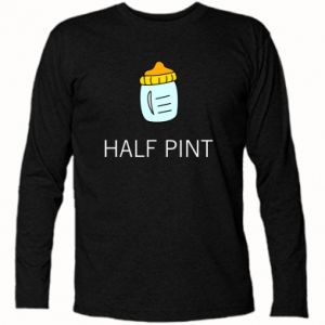 Long Sleeve T-shirt Half pint