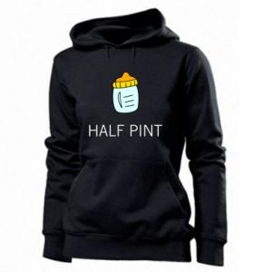 Women's hoodies Half pint