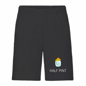 Men's shorts Half pint
