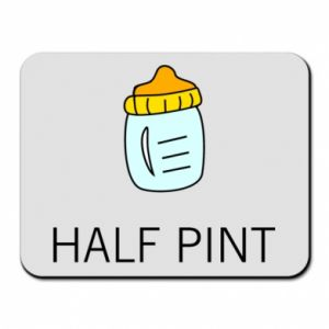 Mouse pad Half pint