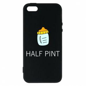 Etui na iPhone 5/5S/SE Half pint