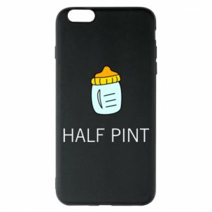 Phone case for iPhone 6 Plus/6S Plus Half pint