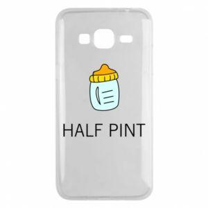 Etui na Samsung J3 2016 Half pint