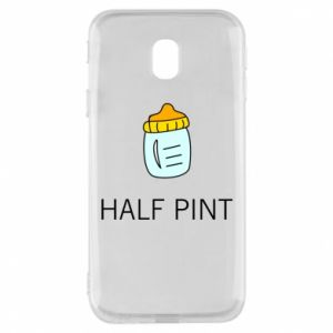 Phone case for Samsung J3 2017 Half pint