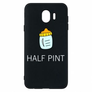 Phone case for Samsung J4 Half pint