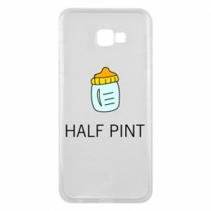 Phone case for Samsung J4 Plus 2018 Half pint