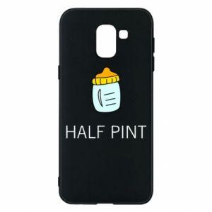 Etui na Samsung J6 Half pint