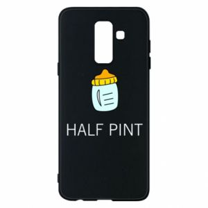 Phone case for Samsung A6+ 2018 Half pint