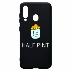 Phone case for Samsung A60 Half pint